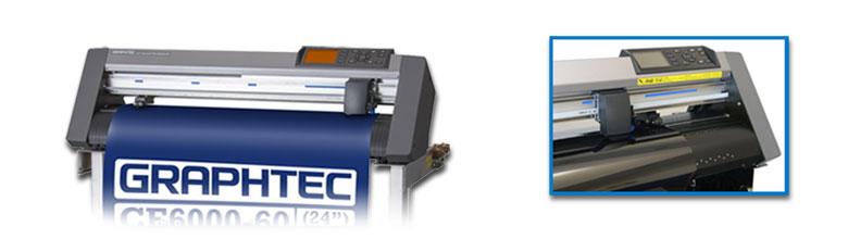 Режущий плоттер CE6000-60